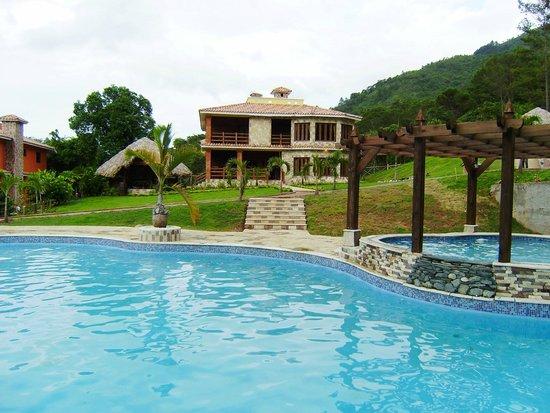 Villa bosque picture of rancho las guazaras jarabacoa for Villas en jarabacoa