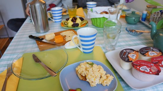 Rhodes Avenue Homestay B&B: breakfast