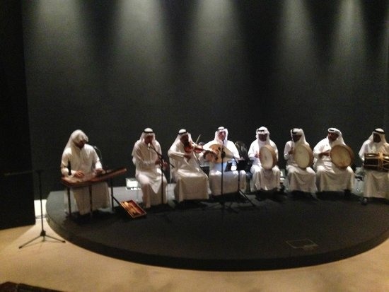 Mohammed Bin Faris House of Sout Music: Performers on Thursday night
