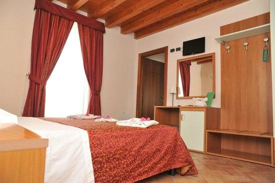 Hotel agli Ulivi: panorama della camera