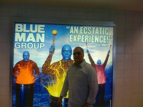 Blue Man Group: Blue Man