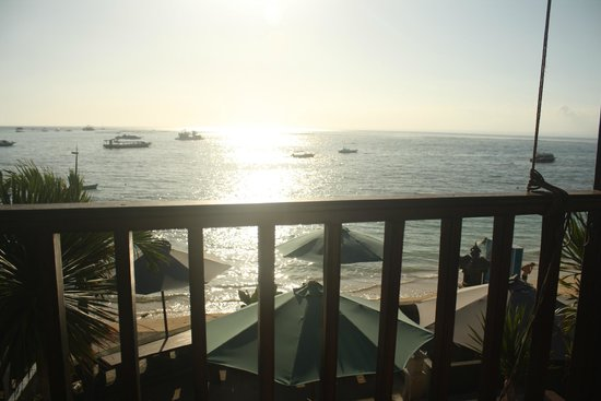 Lembongan Made Inn: view