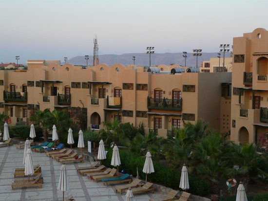 Three Corners Rihana Inn: uitzicht van een van de kamers