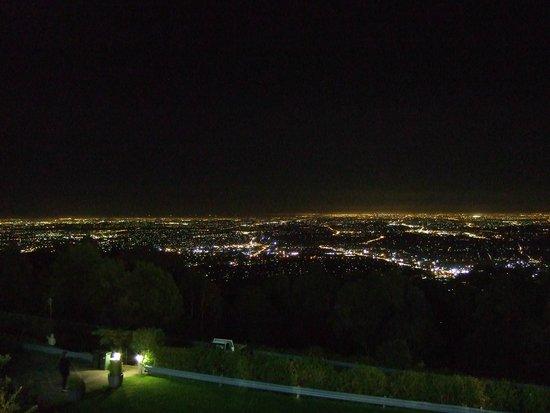 Lights from SkyHigh Mount Dandenong