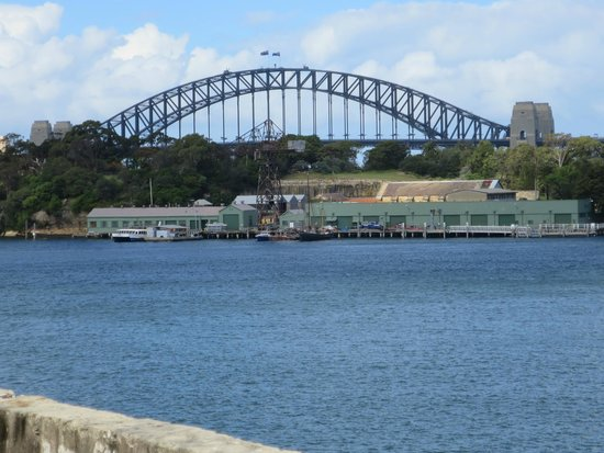 Birchgrove, Australia: Bridge