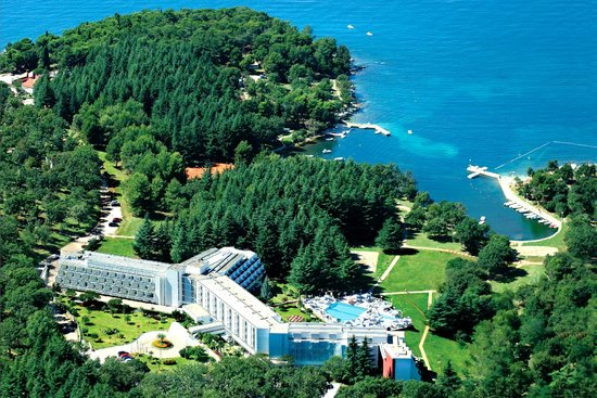 Hotel Mediteran Plava Laguna - UPDATED 2018 Reviews & Price ...