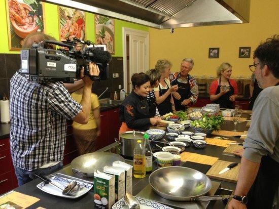 Thai Kochschule Berlin