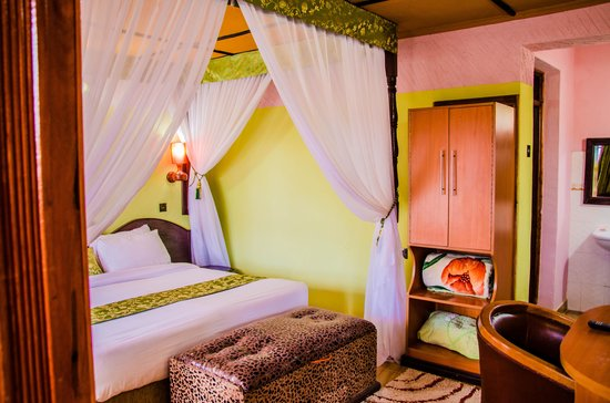 Lake Naivasha Panorama Park: Deluxe rooms
