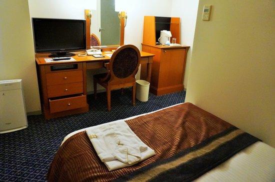 Takakura Hotel Fukuoka: ゲストルーム