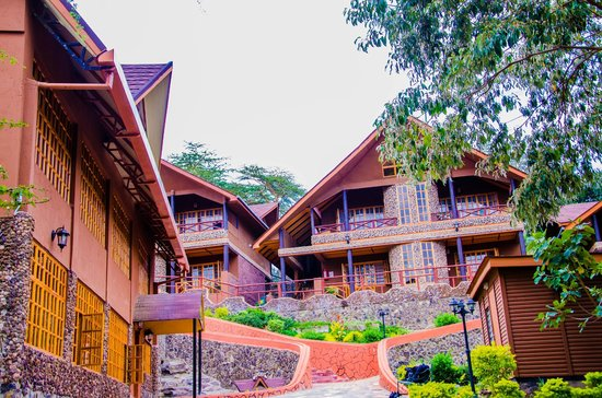 Lake Naivasha Panorama Park: Architectural Beauty