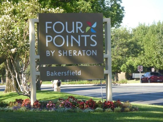 Four Points by Sheraton Bakersfield : Façade