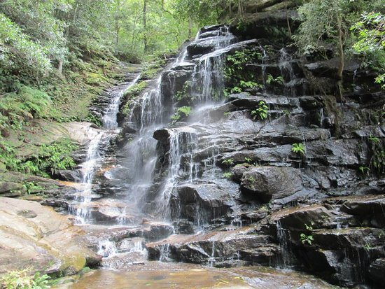 Wentworth Falls: Lovely Empress Falls