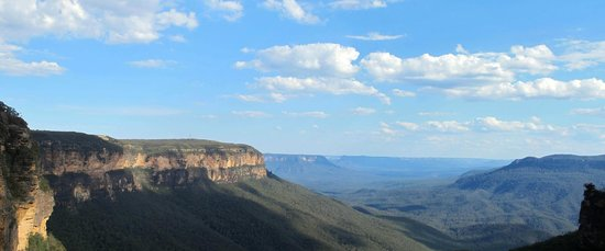 Wentworth Falls: Can't beat that