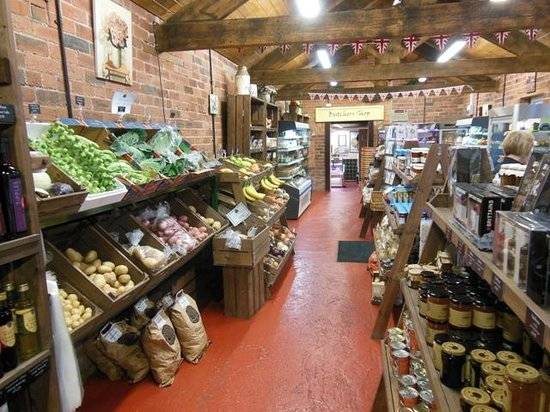 The Rhubarb Triangle Farm Shop