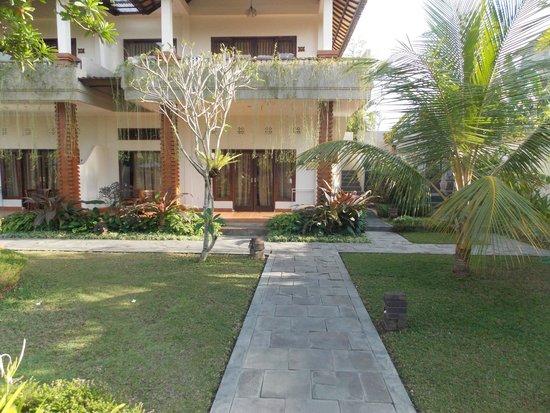 Inata Bisma Resort & Spa Ubud: exteriores, zona dehabitaciones