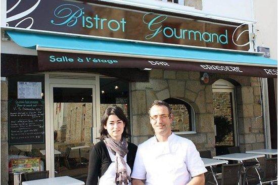 Muzillac, فرنسا: Les patrons