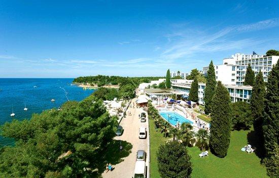 Hotel Zorna Plava Laguna: All Inclusive Hotel Zorna ***
