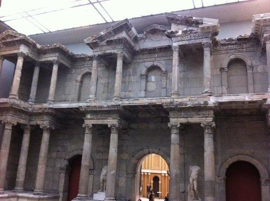 Aleppo zimmer picture of pergamon museum berlin - Porta di mileto ...