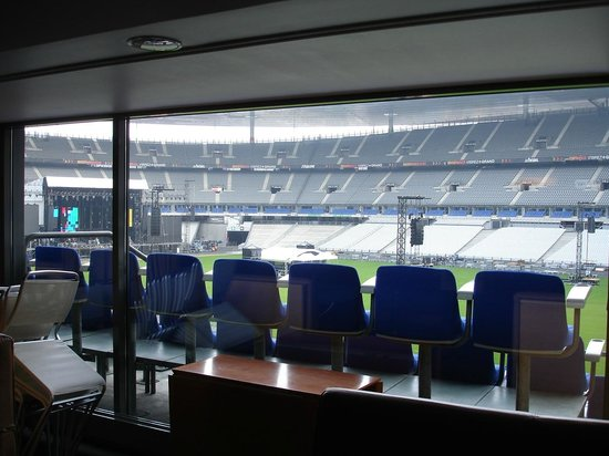 une loge fotograf a de stade de france saint denis tripadvisor. Black Bedroom Furniture Sets. Home Design Ideas