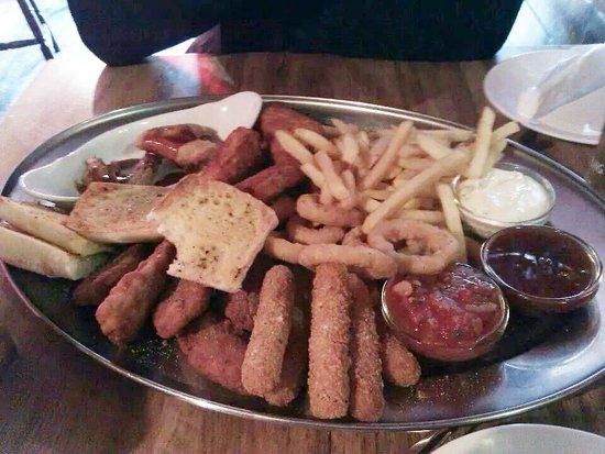 West Coast Rock Cafe: Amazing food