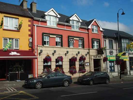 Picture Of Villa Rose Hotel Ballybofey