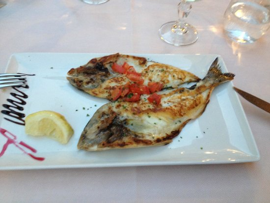 Cozzeria Alle Mura: La Cozzeria - Pesce