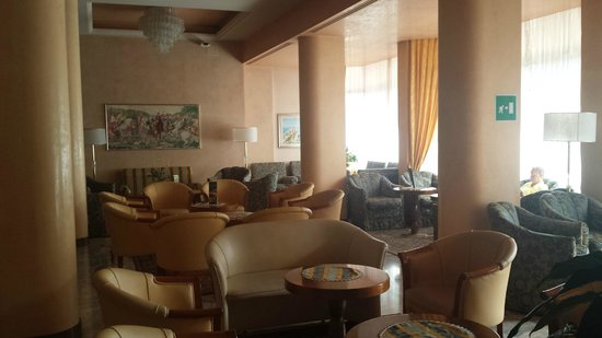 Hotel Abano Terme Cristoforo: Hotel Eingangsbereich