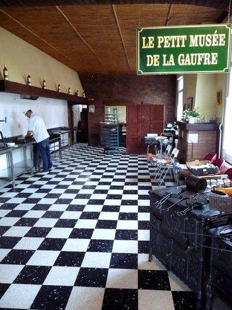 Le Petit Musée de la gaufre