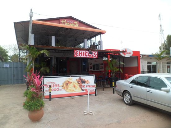 Chico's - Flame Grilled Chicken: chicos 9a