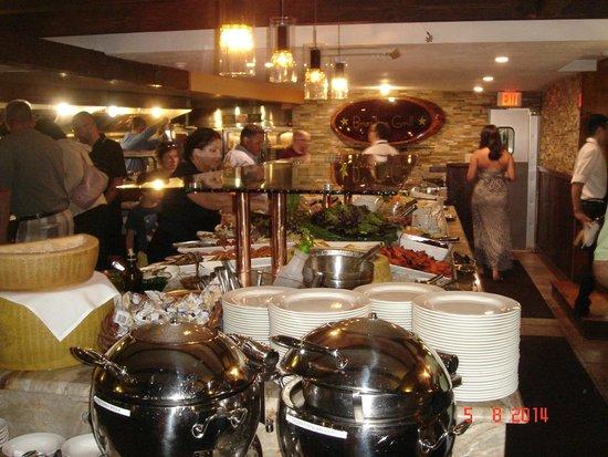 Brazilian Grill : Buffet