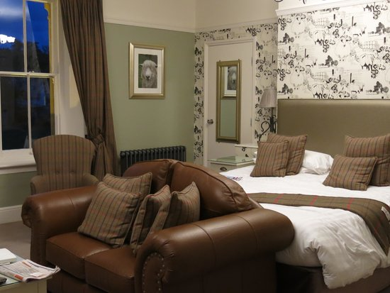 Three Ways House Hotel: The Cotswold Room