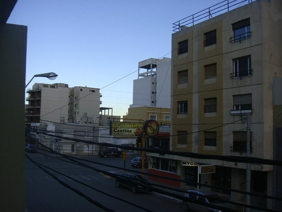 Hotel Gran Madryn : vistas