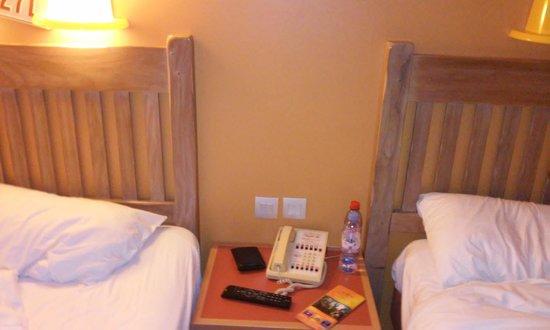 Disney's Hotel Santa Fe: stanza