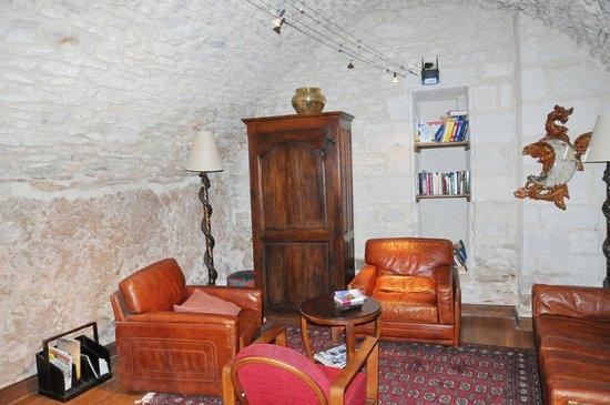 Best Western Beau Site Notre Dame : Lounge