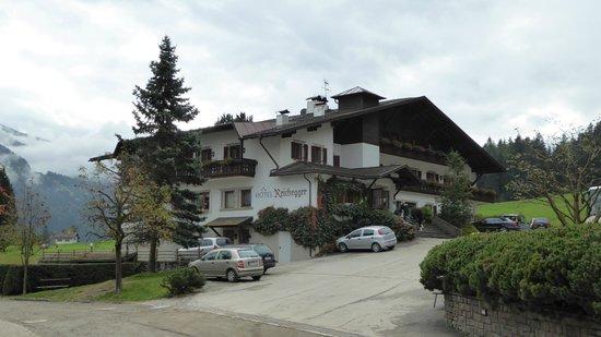 Hotel Reichegger: Hauptgebäude des Hotels