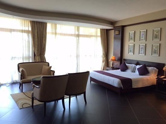 Protea Hotel by Marriott Entebbe: the suite