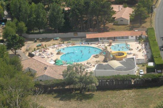 La Yole: Complexe piscines