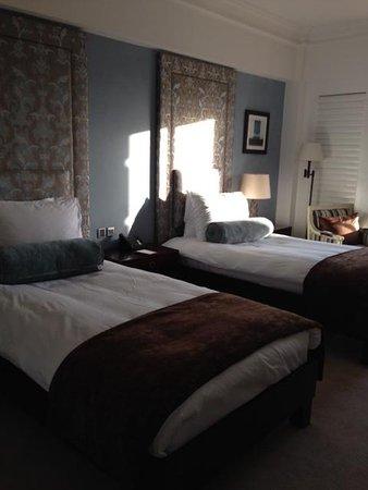 Villa Rosa Kempinski Nairobi: Bedroom