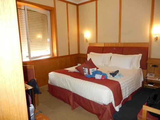 Best Western Hotel President: Bedroom