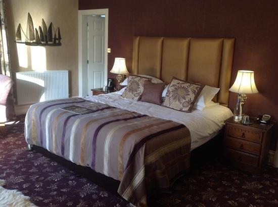 Applegarth Villa and Restaurant : room 4