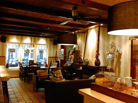 Hotel Breitner: Breakfast choice