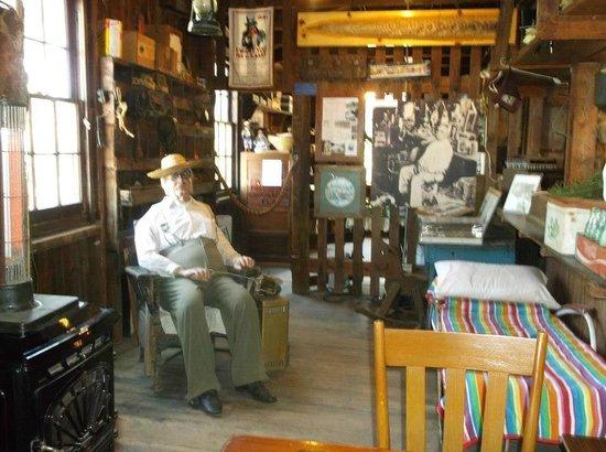 Smallwood Store: Stuffed Ted Smallwood