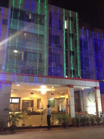 The Citi Residenci Hotel