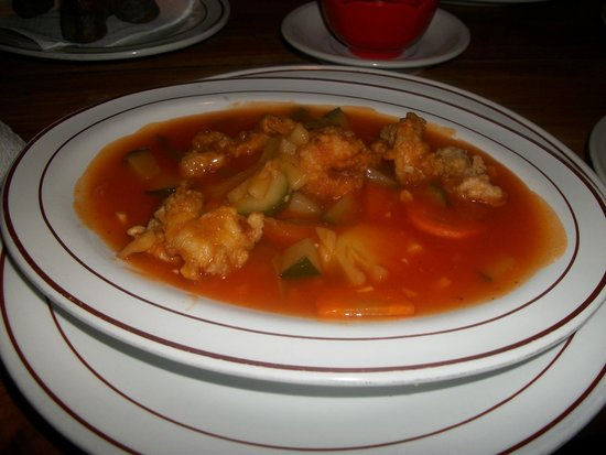 Astina Bar and Restaurant: Chap Chay