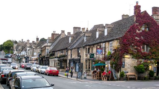 The Cotswold Arms: Вид с улицы
