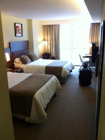 Howard Johnson Hotel Cordoba: room
