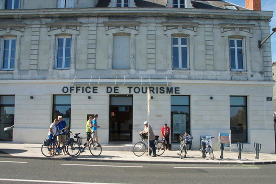 ‪Office de tourisme du Saumurois‬