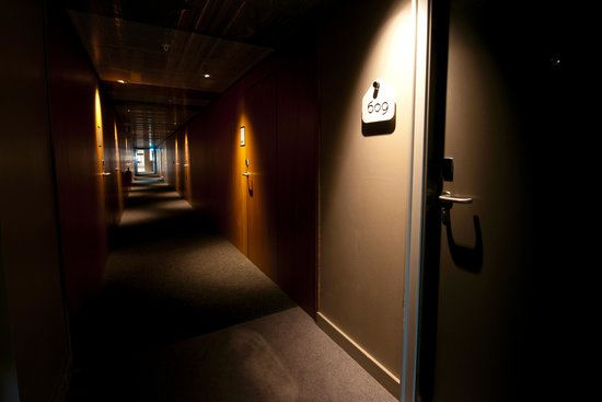 Best Western Plus Sthlm Bromma : Hallway