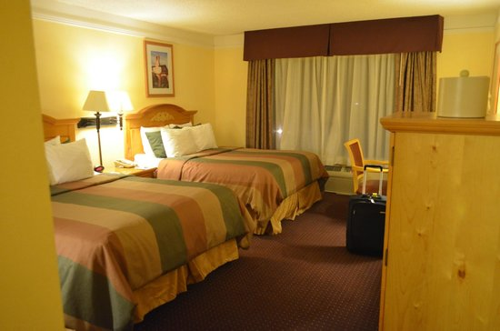 BEST WESTERN Phoenix Goodyear Inn: la camera