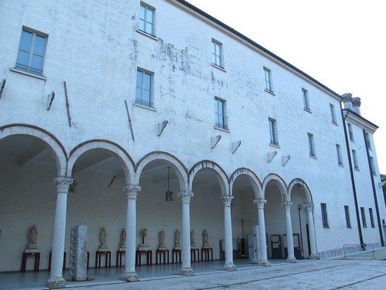 Museo della citta Palazzo di San Sebastiano